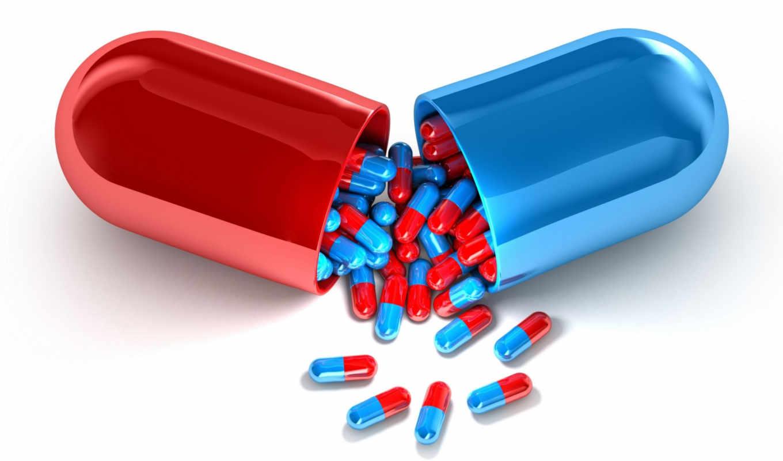 Россыпь таблеток в картинках