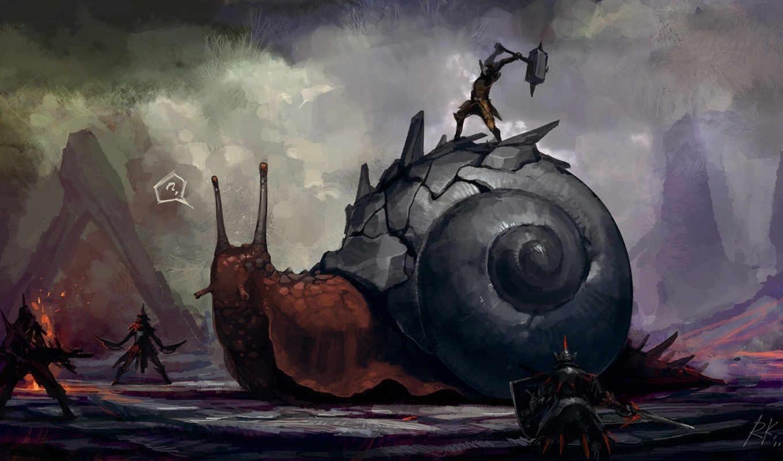 snail, войны, art, оружие, wtf, вопрос, roboto, улиточка,