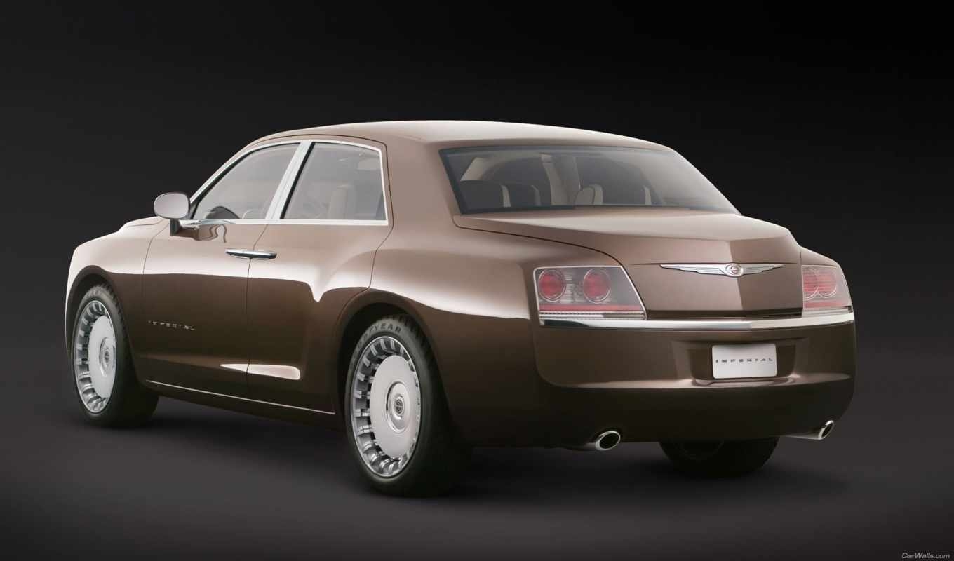 chrysler, imperial, concept,