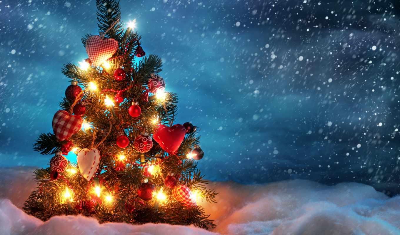 christmas, tree, ёль, снег, navidad, игрушки, free, imagenes, зима, год, ipad, украшения, снегопад, праздники, новый,