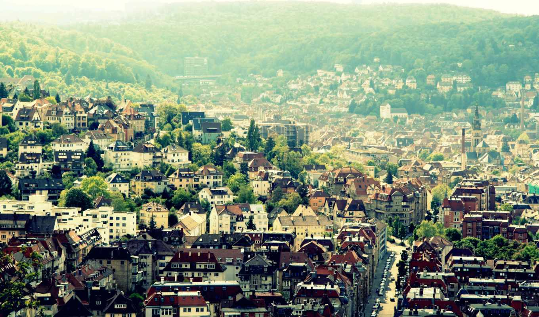 дома, городок, архитектура, картинка, берлин, германия, картинку, города, домики, кнопкой, мыши,