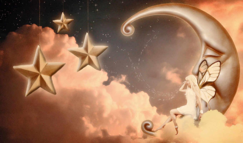 коллекция, стиле, stars, хостинг, нарисованные, страница, création,