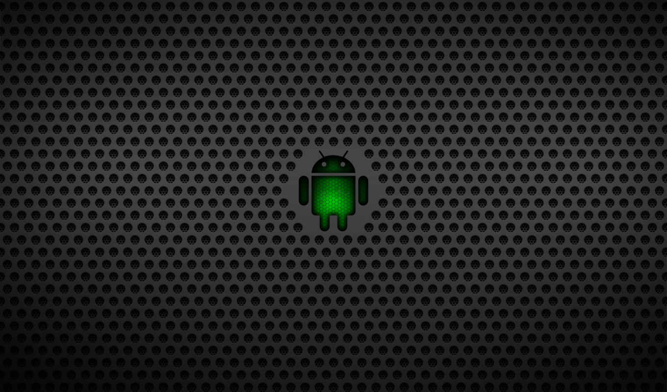 android, андроид, wallpapers, робот, logo, google, close, tech, hi, textured, os, живые, texture, resolution, чехол, темные, логотип,