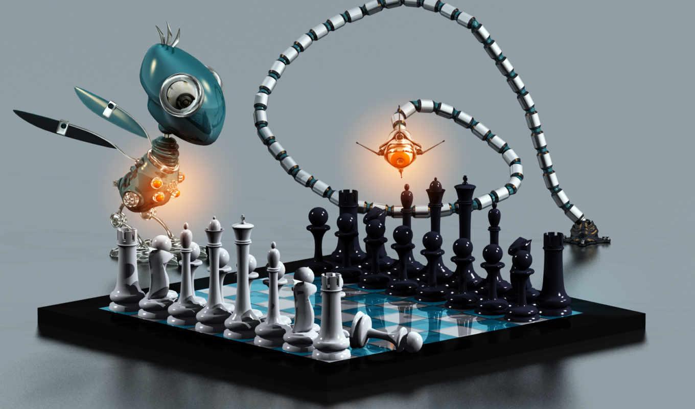 chess, животные, galaxy,