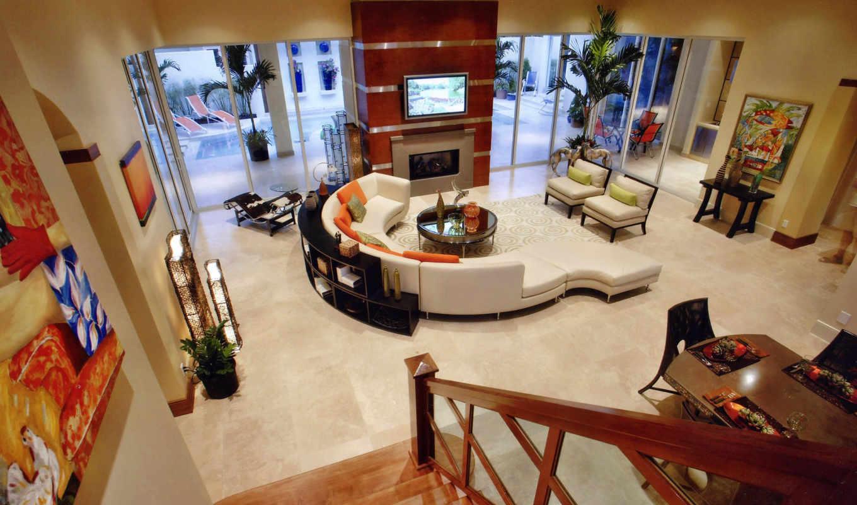 living, ремонт, красивых, комнаты, квартир, подборка, только, квартире, dome, комната, design,