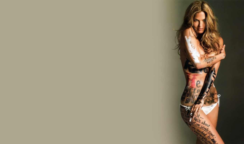 bar, refaeli, тело, девушка, надписи, girls, взгляд, бодиарт, девушки, шатенка, photography, rafaeli, fashion, разрешением, esquire, sexy, картинок, iphone, картинку, красивая, nue,