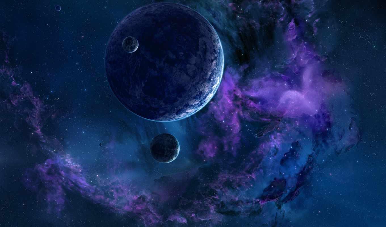 космос, планеты, туманности, звезды, картинку, картинка, правой, кнопкой,
