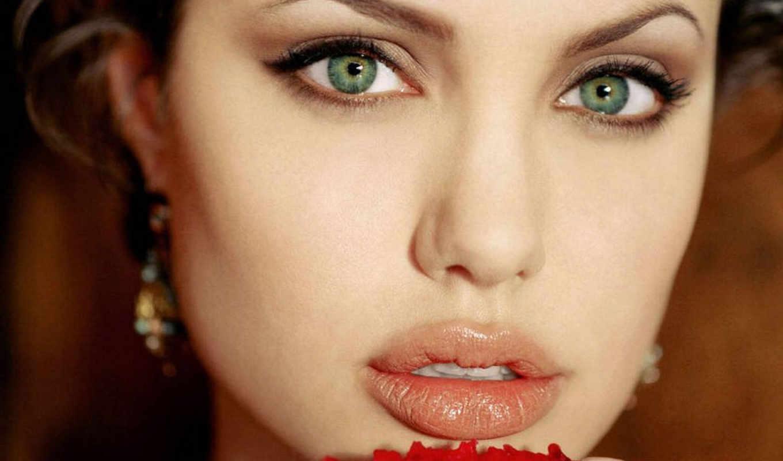 макияж, глаз, зелёных, волос, свадебный, color, макияжа,
