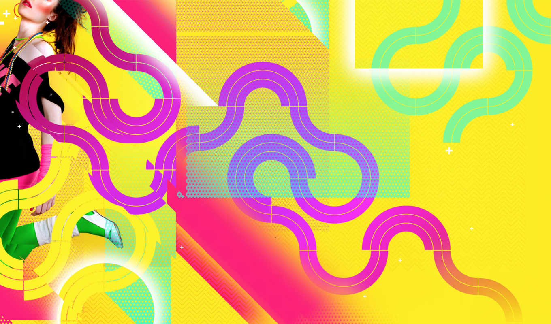 full, abstract, креатив, colorful,