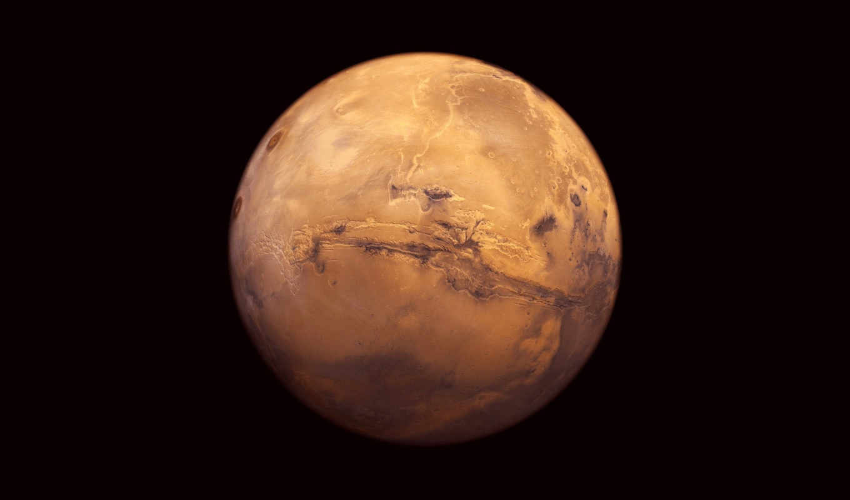 mars, планета, красная, desktop, space, nasa, free, art,