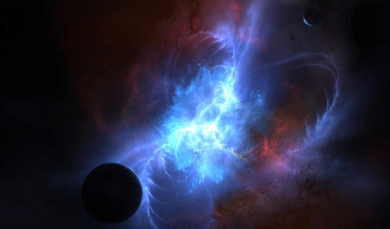 пульсар, свет, космос, туманность, планеты, картинка, смотрите, красивые, download, кнопкой, имеет, вертикали, горизонтали,