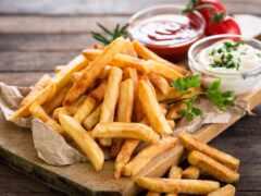 frya, картофель, fritur
