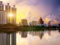 город, таиланд, bangkok