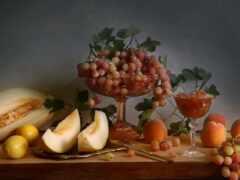 pic, натюрморт, плод