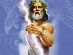 creator, zeus, греции