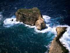 ocean, скалы, море