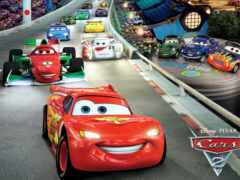 carros, disney, painel