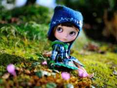 cartoon, cute, doll