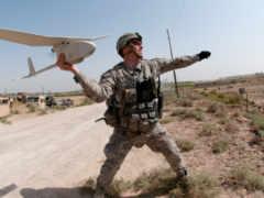военный дрон