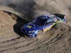 rally, машина, спорт