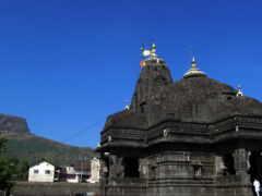 trimbakeshwar, jyotirlinga, india