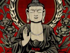 буддизма, buddha, символы