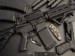 пістолет, fon, автомат