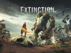 extinction, игры, выхода