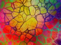 pantalla, geometrico, Мозаика