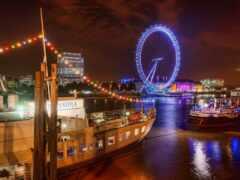 london, hellgate, город