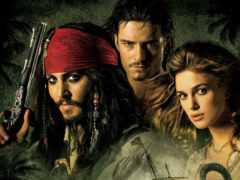 джек, воробей, пиратский