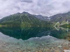 oir, красивый, озеро