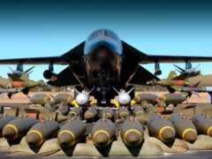 бомбардировщик, военный, bbc