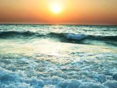 море, ocean, волна
