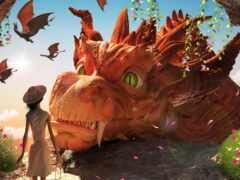 дракон, cartoon