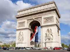 экскурсия, париж, francii