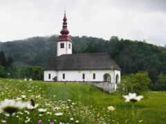 храм, slovenia, travel