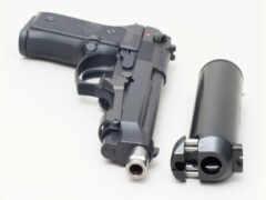доска, пистолет, беретта