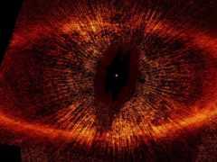 саурона, властелин, глаза