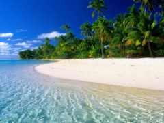 playas, fondos, pantalla