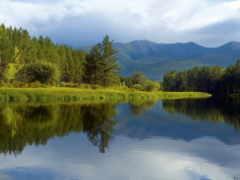 landscape, natural, природных