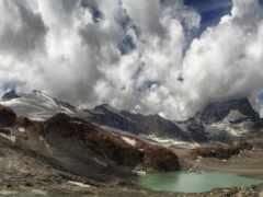 zermatt, озеро, швейцария