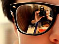 очкиотражение