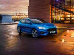 ford, blue, focus