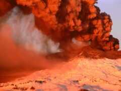 вулкан, natural, фото