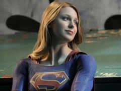 benoist, melissa, supergirl