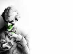 arkham, game, joker