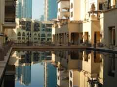 dubai, hotel, build