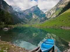 природа, горы, landscape