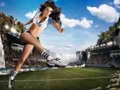 soccer, women, календарь